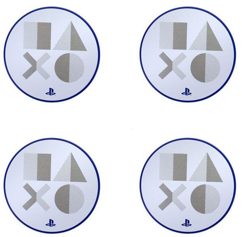 5 - Coasters