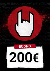 Buono EMP 200,00 EUR