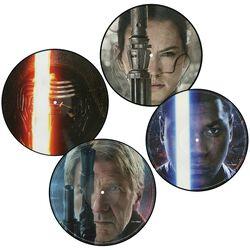 Star Wars: The Force Awakens O.S.T. (John Williams)