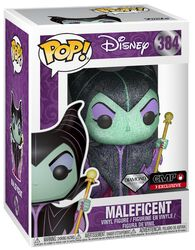 Maleficent (Diamond Collection) Vinyl Figure 384