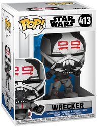 Clone Wars - Wrecker Vinyl Figure 413