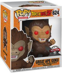 Z - Great Ape Goku (Oversize) Vinyl Figure 624