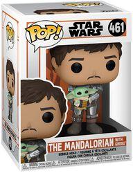 The Mandalorian - The Mandalorian with Grogu Vinyl Figure 461