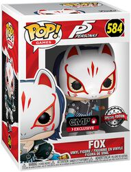 Persona 5 Fox Vinyl Figure 584
