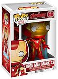 Iron Man Mark 43 Vinyl Bobble-Head 66