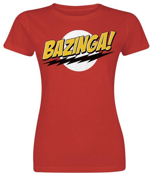 Bazinga T-Shirt 44 recensioni