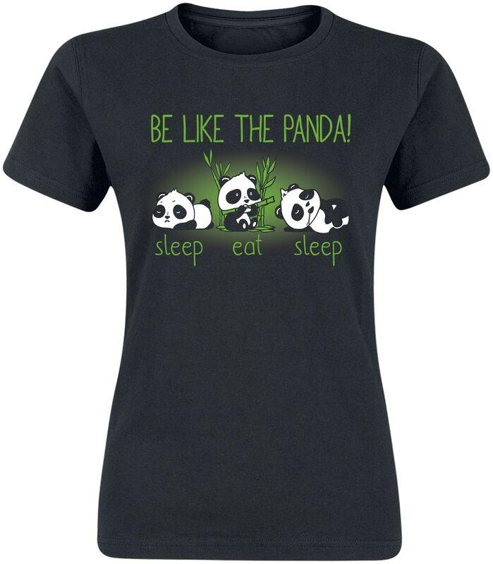 Be Like The Panda!