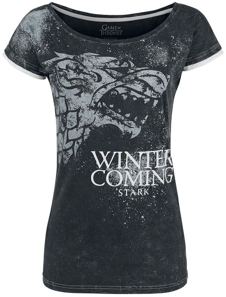 Stark - Winter Is Coming T-Shirt