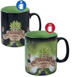 Super Broly - Gogeta & Broly - Heat-Change Mug