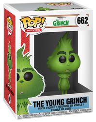 The Young Grinch Vinyl Figure 662