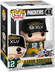 Packers - Aaron Rodgers Vinyl Figure 43