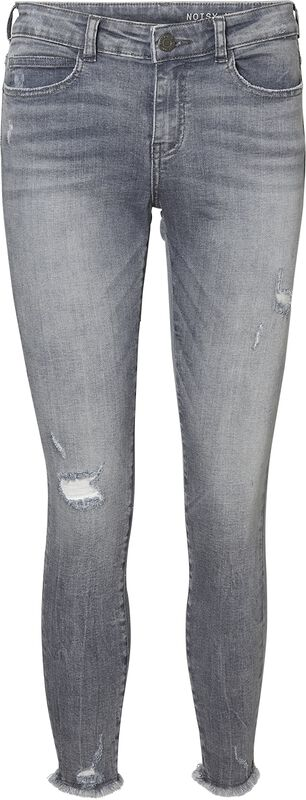 Lucy Skinny Ankle Jeans