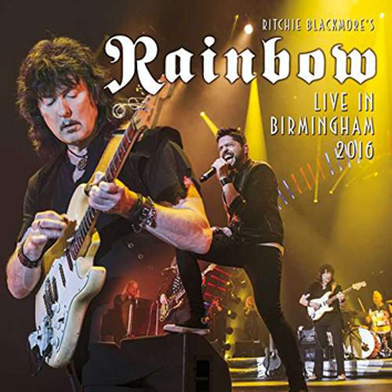 Ritchie Blackmore's Rainbow - Live in Birmingham