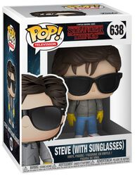 Steve (With Sunglasses) Vinyl Figure 638