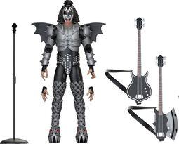 BST AXN - The Demon (Gene Simmons)