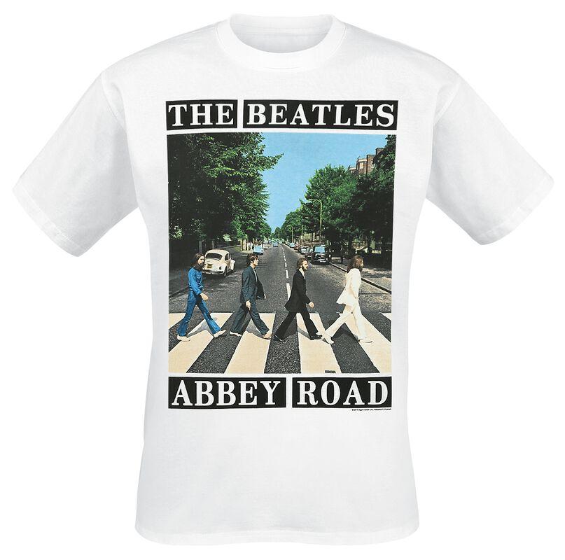 Abbey Road Block Title