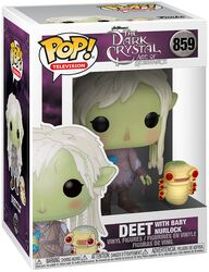 Deet with Baby Nurlock Vinyl Figure 859