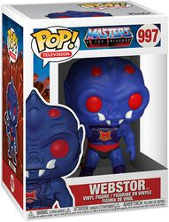 Webstor Vinyl Figure 997