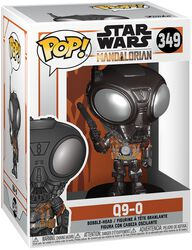 The Mandalorian - Q9-0 Vinyl Figure 349