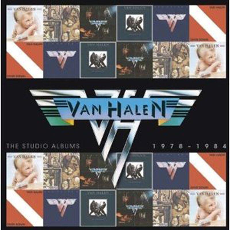 Studio albums 1978-1984