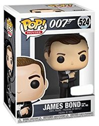 James Bond (Sean Connery) In Dr.No Vinyl Figure 524