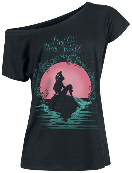 Part Of Your World T-Shirt 1 Commento Tutti i prodotti: La Sirenetta