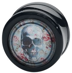 Rose Punch - Skull Roses Plug