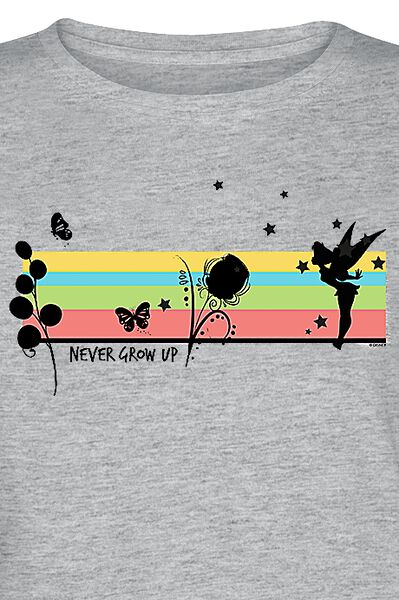 Tinker T Bell Tinker Shirt Rainbow Bell 6n5IRqOp