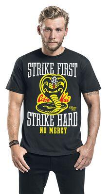 Strike First, Strike Hard, No Mercy