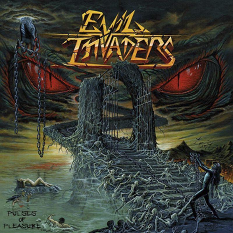 Evil Invaders Pulses Of Pleasure