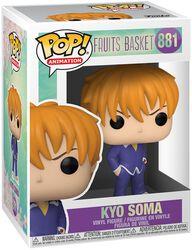 Kyo Soma Vinyl Figure 881