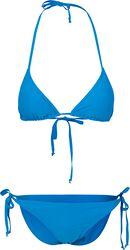 Ladies Side Knot Triangle Bikini