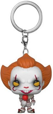 IT (2017) - Pennywise (with balloon) Pocket POP! Keychain
