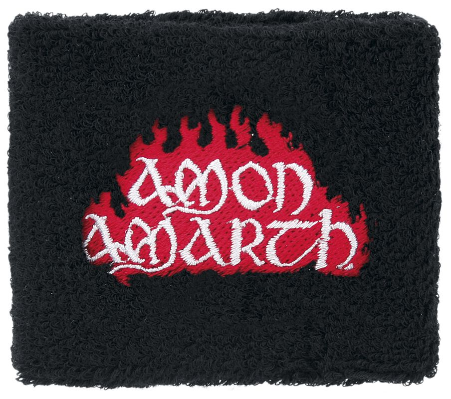 Red Flame - Wristband