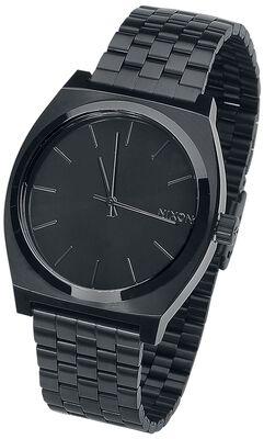 Time Teller - All Black
