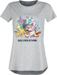 Eeevee - Evolutions