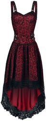 Short Front, Long Back Dress