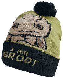 Groot Kawaii Art Beanie