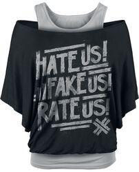 Hate Us