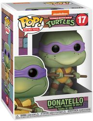 Donatello Vinyl Figure 17