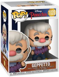 80th Anniversary - Gepetto Vinyl Figure 1028
