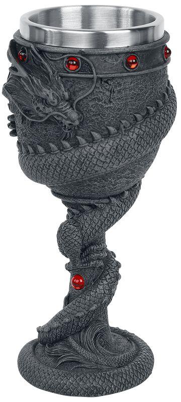 Dragon Coil Goblet