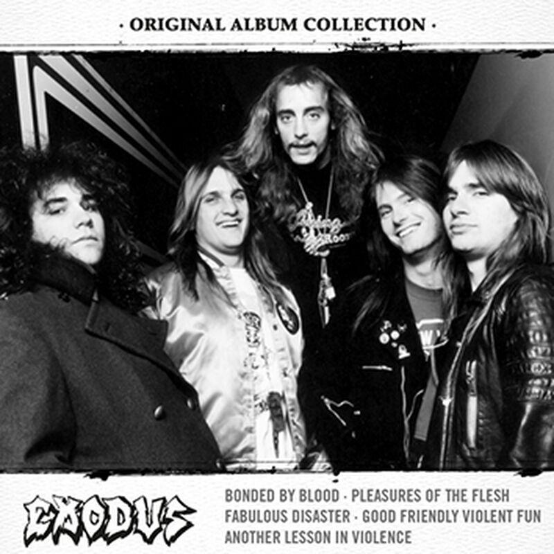 Original Album Collection: Discovering Exodus