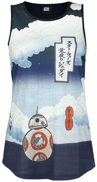 Episode 8 - The Last Jedi - Nippon BB-8 Top