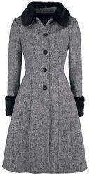 Louisa May Stone Long Dress Coat