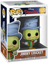 80th Anniversary - Jiminy Cricket Vinyl Figure 1026