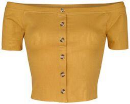 Ladies Off-Shoulder Shirt