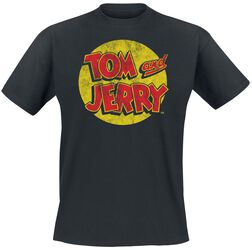 Tom and Jerry Washed Logo