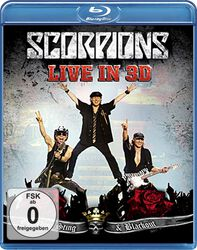 Get Your Sting And Blackout: Live 2011 in 3D