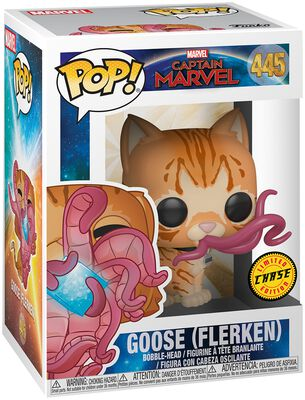 Goose (Flerken) (Chase possible)  Vinyl Figure 445